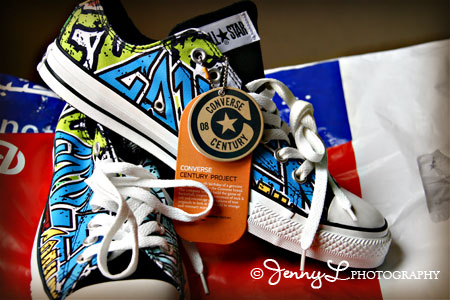 Project 365: Converse