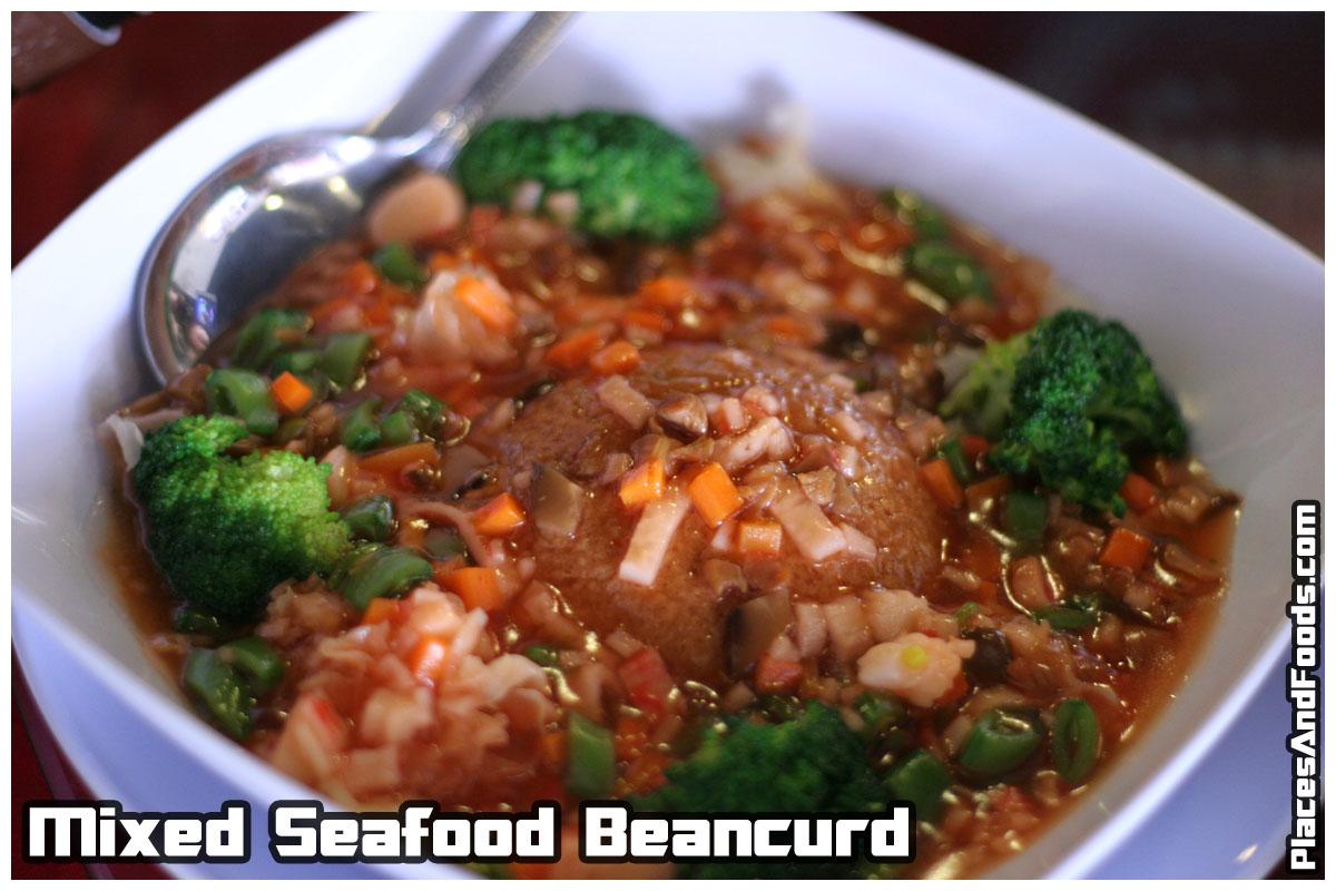 seafood taufu