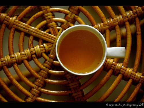 The morning Chai