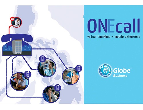 GLOBE Business launches ONECall 1st virtual trunkline service Philippines