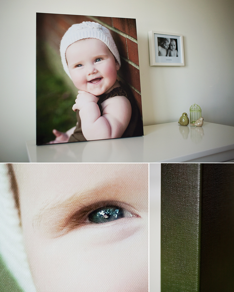 ©Brandi Arndt Photography Canvas Art Prints Edmonton Child Photographer