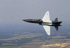 [フリー画像] [航空機/飛行機] [軍用機] [練習機] [T-38 タロン] [T-38 Talon]      [フリー素材]