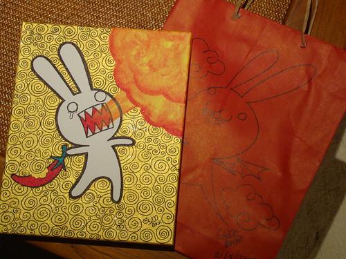 Bunny Art