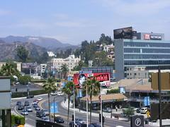 North Highland Avenue, Hollywood, Los Angeles