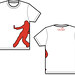 Chosen Dance Girls White-Red T-Shirt Front-Back.jpg