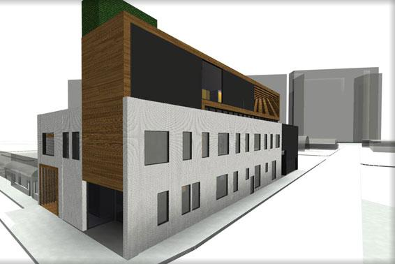 ALC Building Rendering, Georgia at Ripley