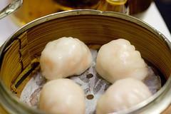 crystal shirmp dumpling