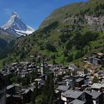 Zermatt mit dem Matterhorn thumbnail