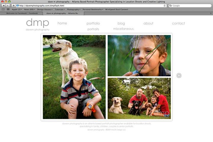 dmp-website