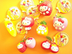 Kawaii Hello Kitty Puffy Keychain Strap Charm Fruits Collection (Kawaii Japan) Tags: pink red cute apple fruits smile yellow mobile japan shop cat shopping cherry asian happy japanese diy store costume nice strawberry keychain key soft pretty phone cosplay hellokitty character small adorable cell kitty craft mini charm banana cutie goods ring sanrio collection softie pineapple stuff kawaii fancy strap accessories collectible lovely cuteness puffy goodies crafting phonestrap bagcharm japanesestore cawaii japaneseshop cosplaying kawaiigoods fancyshop kawaiistuff kawaiishopping kawaiigoodies kawaiijapan kawaiistore kawaiishop japanesekawaii kawaiishopjapan