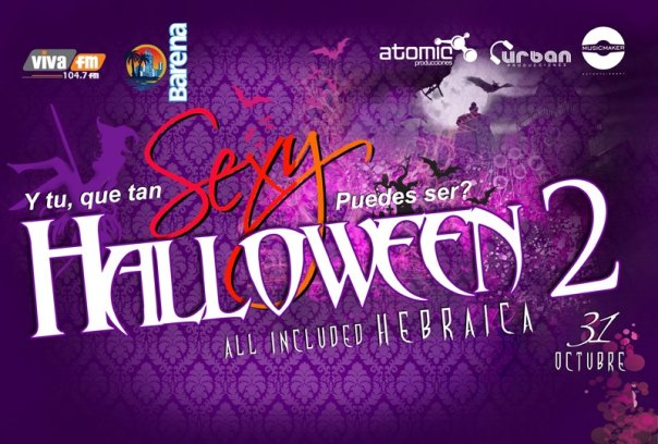 Sexy Halloween 2 - Hebraica