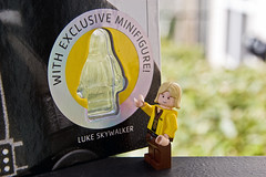 Exclusive (a Dan of action) Tags: starwars lego figure lukeskywalker dictionary encyclopedia dkpublishing