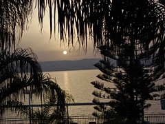 Sunrise over the Sea of Galilee (© Tom Callinan/Seetheholyland.net)