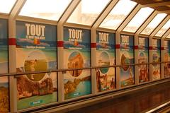 Promoción de RD a la entrada de Top Resa 2009