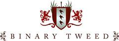 Binary Tweed Logo