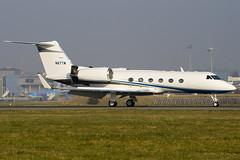 N67TM - EMC Corporation - Gulfstream IV SP - Luton - 090318 - Steven Gray - IMG_1630