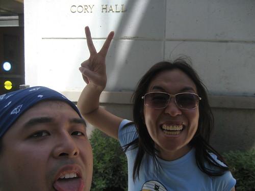Stop #7 - Cory Hall
