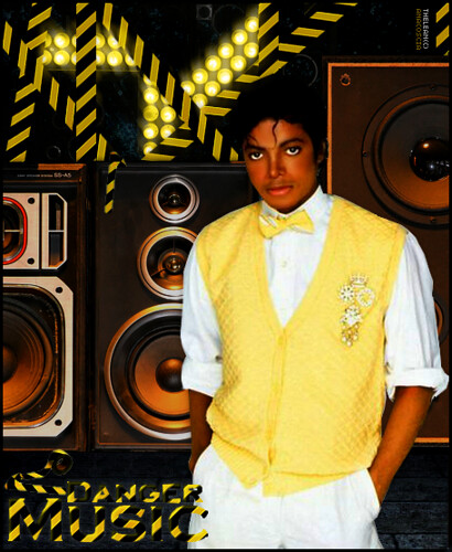 Michael Jackson - Danger Music by TheLean.