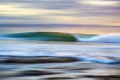 panned pastel (laatideon) Tags: sea blur 50mm surf slowshutter f22 icm panned etcetc intentionalcameramovement laatideon deonlategan 310sec