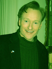 alien conan o'brien