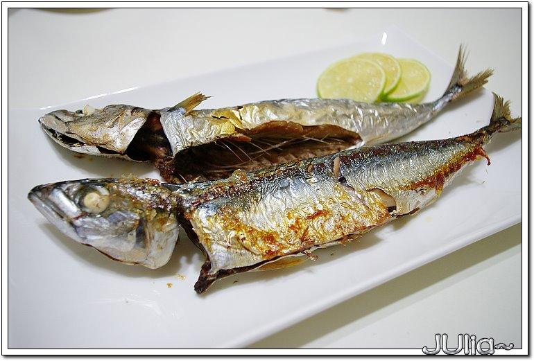 烤鯖魚 (2)