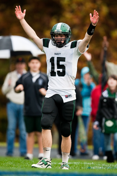 Maret Football Jake Genachowski