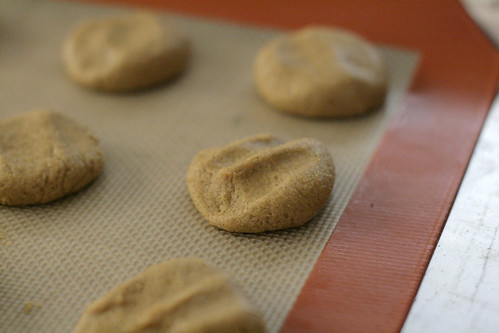 Molasses Cookies 3