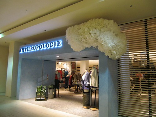 Anthropologie in West Edmonton Mall