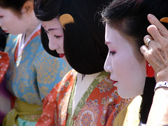Hair (Nicote) Tags: people woman history face its festival japan hair known japanese one this three is women october kyoto shrine asia 2000 hand faces anniversary main year festivals makeup visit palace brush every seven 100th his imperial relocation worth about greatest procession held he 18 celebrate which matsuri ages establishment attraction called sections 22nd jingu heian alongside 1895 jidaimatsuri jidai began captial consists represents 時代祭り as