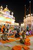 Robe of Honor (gurbir singh brar) Tags: lighting diwali amritsar goldentemple saffron divali sangat akaltakhat akaltakht amritvela siropa bandichhordivas