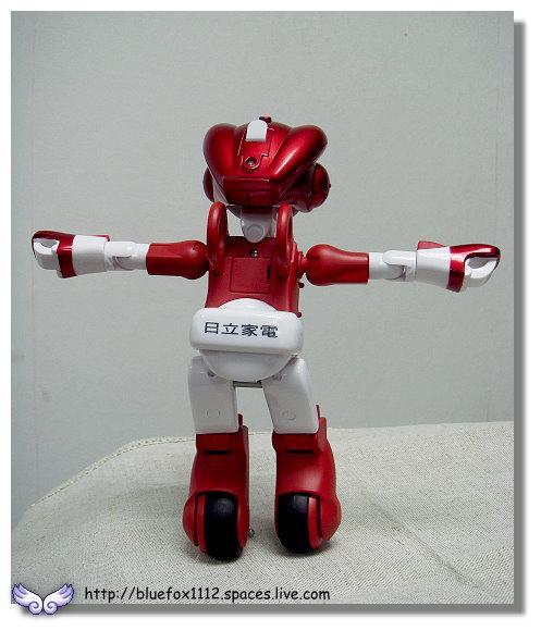 091018日立生活機器人EMIEW電子鐘06