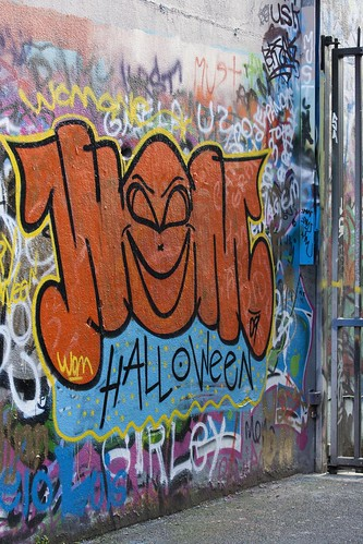 Graffiti - Halloween