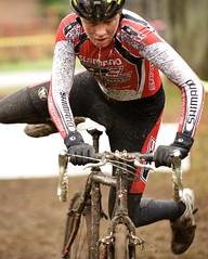 Logan Owen remounting.