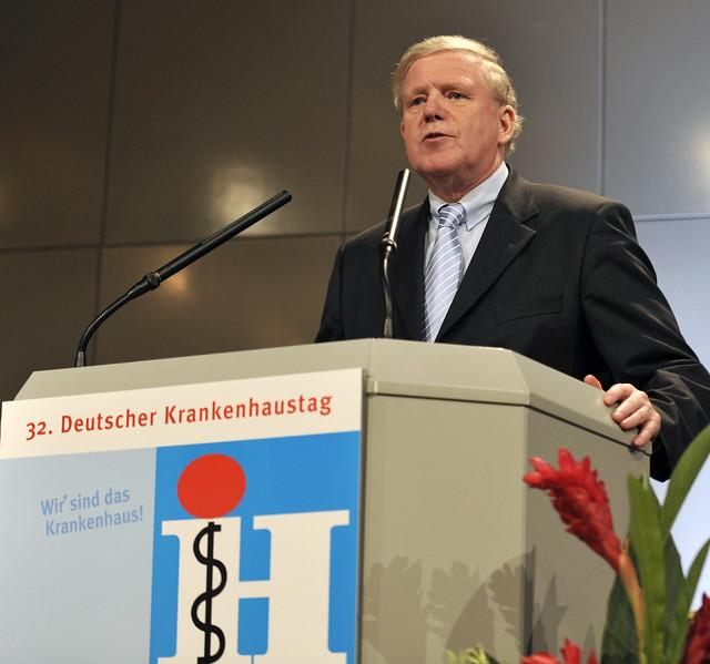 MEDICA 2009 - COMPAMED - Auftaktveranstaltung des 32 Deutschen Krankenhaustages by MEDICATradeFair