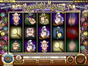 Moonlight Mystery slot game online review