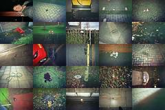 rubbish (opu) Tags: streets liverpool litter montage rubbish disposablecamera brokenumbrella fabcollective opencultureliverpool