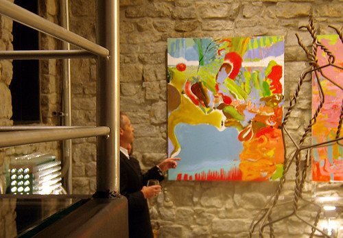 PB191810-2009-11-19-Besharat-Alexandro-Santana-Left-1-Painting-Blur