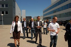 2 juni 2009 EP campagnedag, foto's Emile van Aelst (15) (D66 Leiden) Tags: leiden verkiezingen d66 europese