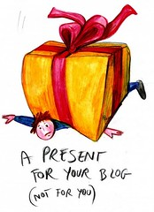 A Present For Your Blog Award