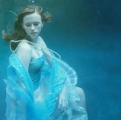 Reflect (Kathleen Wilke Photography) Tags: blue portrait texture square underwater pearls 500x500 innamoramento thedantecircle obramaestra