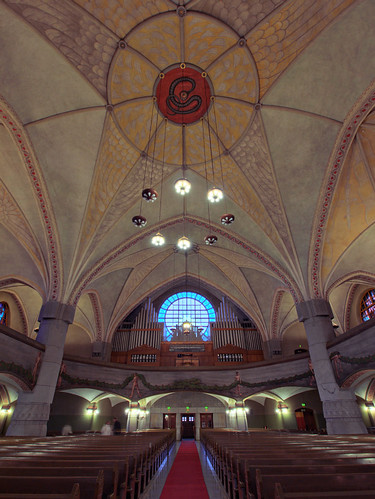 TampereCathedralAisle