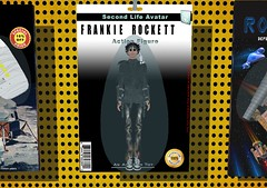 Second Life Action Figure