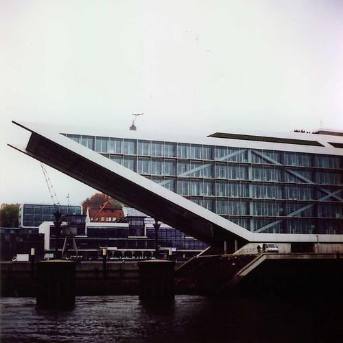 Bug der Docklands