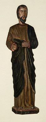 St. Joseph Carving