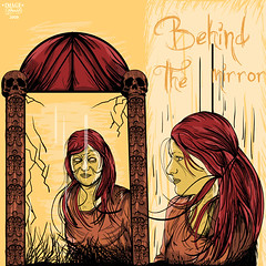 Behind The Mirror por Imagedust