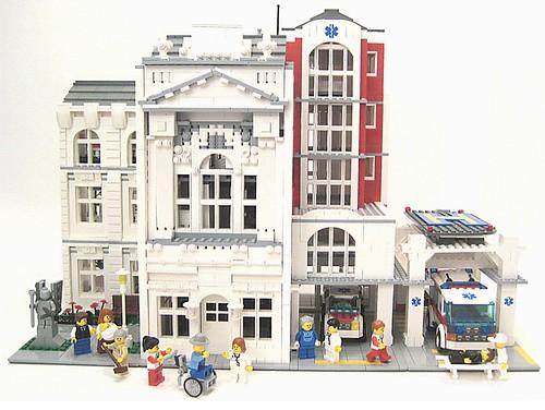 Lego Hospital: Mercy General