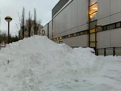 """Let it snow! Let it snow! Let it snow..."""