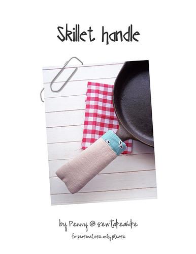 skillet handle pattern