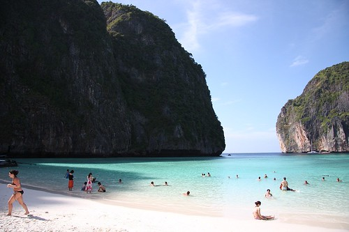 Phi Phi,The Beach 2