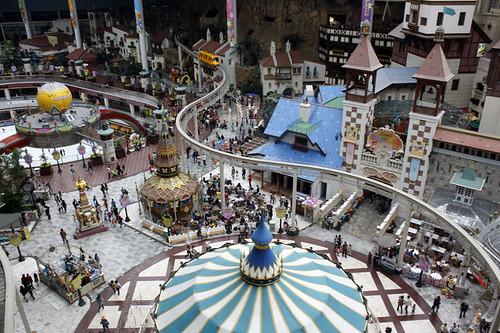Lotte World: Indoors